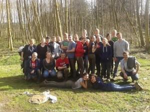 Ardennenoffensief dag 2 apr. 2016-17